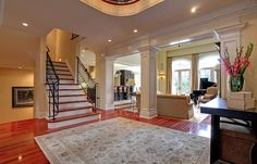 Mansion dream house: Idyllic Affordable Mansion in Canada #mansion #dreamhome #dream #luxury http://mansion-homes.com/dream/idyllic-south-east-oakville-estate/
