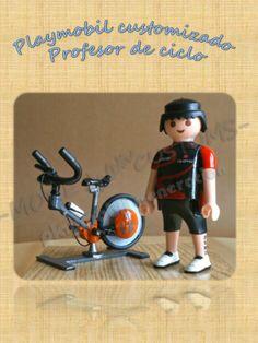 Con sus tatuajes y replica exacta de la bici del gym. With his tattoos and exact replica bike gym. Mit seinen Tattoos und exakte Nachbildung Fahrrad Fitness-Studio https://www.youtube.com/watch?v=fKYasl73D2c&list=PLQBJgfcuLouXDj5OaztUCwwjd7sejLD2R&index=5 #playmobilgerenation #customplaymobil #playmobil #sports
