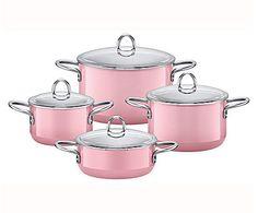 I so need new pots/pans-I REALLY WANT THIS SET!