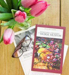 My Weekend Lookbook: March 29-30, 2014 // Morse Museum in Winter Park, FL