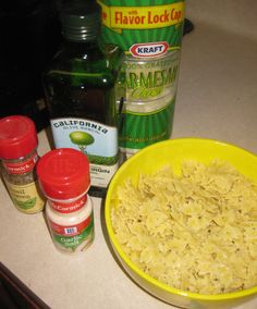 Pasta with Olive Oil and Garlic