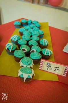 Crocodile's Cupcakes #DolcettiCarini
