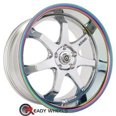 Are you looking for Rims Wheels Cheap in Black Chrome Gunmetal mesh or complete Wheel and Tire packages?Our knowledgeable team will help you find Sizes and 24 inch wheels and rims. Rims And Tires, Rims For Cars, Wheels And Tires, Car Wheels, Konig Wheels, Cheap Sports Cars, Cooper Tires, Slammed Cars, Car Shoe