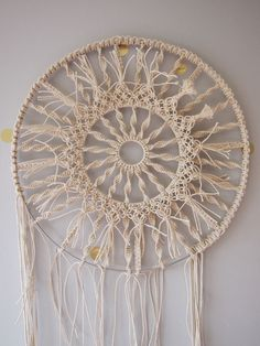 How To Macrame Dreamer Collective Gen Macrame Patterns Macrame Projects Macrame Art