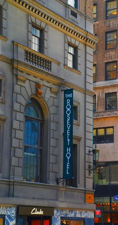 Roosevelt Hotel, NYC New York City
