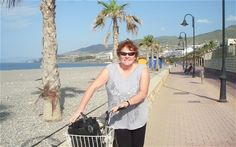 Mary Lewis, a British expat in Adra, Spain. Interesting article on living in Spain. To live in Spain or Italy