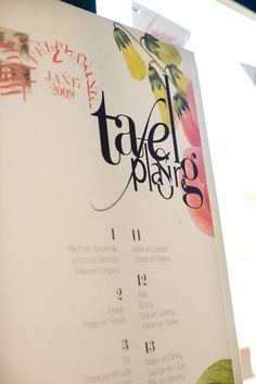 lovely type design by Elsje Designs, photography by Lizelle Lotter
