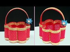 Best out of waste plastic bottle basket bottle craft idea Plastic Bottle Crafts, Plastic Glass, Plastic Bottles, Easy Diy Crafts, Recycled Crafts, Crafts For Kids, Cutting Glass Bottles, Bottle Bag, How To Make Wreaths