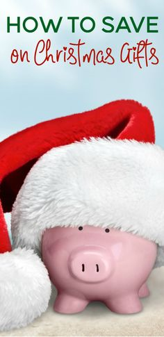 Christmas gifts can add up quickly but that shouldn't put you in debt. Here are some tips and advice for how to save money on Christmas gifts this year.