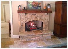 Fireplace Logs, Gas Logs, Hearth, Southern, Home Decor, Log Burner, Home, Decoration Home, Room Decor