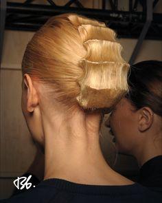 Spring/Summer Fashion Week. Hair by Bb. Stylist Tomohiro Ohashi. #fashionweek…