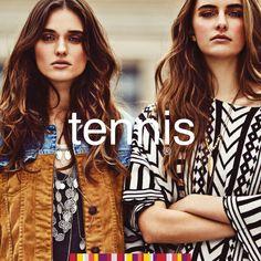 ¿Adicta a la moda? ¡Nosotros también! Te esperamos en Tennis #SinRiesgoNoHayModa #YoElijoArriesgarme #AhoraEnRipley #RipleyPeru #Fashion #Estilo #YoElijoLasMejoresMarcas
