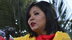 Política y Sociedad: Morelos / Una mujer aguerrida...