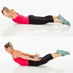 6 bodyweight moves to build a rock-solid core and relieve back pain for good.