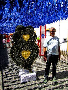 O coração de Viana e o meu...