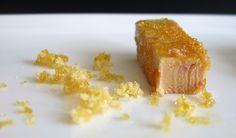 Lingotes de foie, con caramelo y sal. To be Gourmet | Gastronomía, recetas de cocina y restaurantes.