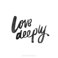 Love each other deeply for love covers a multitude of sins