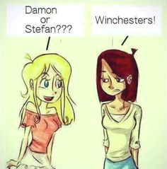 I love my Winchester boys :)