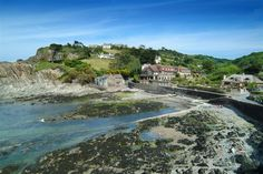Lee Bay, North Devon....breathtakingly beautiful!