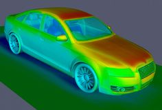 Why Car Enthusiasts Should Own an Infrared Camera: Use it to see hot parts