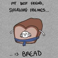 """This well-baked pun. 