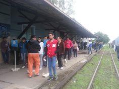 #TrendelaInclusion Eva Perón  en Metán, Salta.