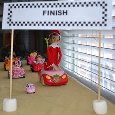 Looking for some fun and creative elf on the shelf ideas for this Christmas? Then look no further! There are hundreds of funny, cute, and mischievous elf on the shelf ideas here This blog post has been broken up into two pages to improve readability and user experience so please click on the link at …