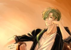 Akatsuki no Yona / Yona of the dawn anime and manga fanart credits to https://mobile.twitter.com/k_ponbon || Jaeha modern AU