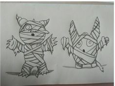 Spry & Trigger Snappy Spry and trigger snappy in their Halloween costumes. #skylanders Halloween, #skylanders, #skylanders spry, #skylanders trigger snappy,