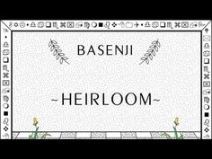 Basenji - Heirloom [Official Music Video] - YouTube
