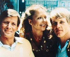 Peter Strauss, Susan Blakely and Nick Nolte in Rich Man, Poor Man (1976)    http://en.wikipedia.org/wiki/Rich_Man,_Poor_Man_%28TV_miniseries%29