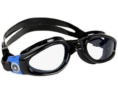 Aqua Sphere Kaiman Swim Goggle BKBL Clear Lens *** Read more  at the image link.Note:It is affiliate link to Amazon. #TrendySwim
