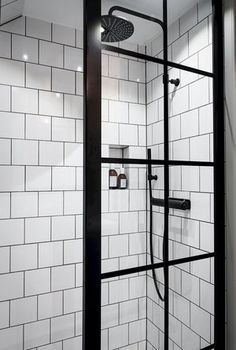 Cloakroom Basin, Shower Screen, Glass Shower, Bathroom Styling, House Rooms, Bathroom Inspiration, New Homes, Mirror, Interior Design