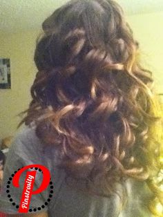 Pinstrosity: Tin Foil Curls, Myth Foiled or Fantastic - it works!