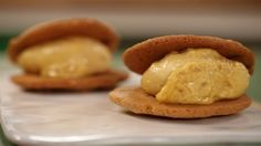 How to make the perfect Peanut Butter Ice Cream Cookie Sandwich by Matt Tebbutt on Food Network UK.