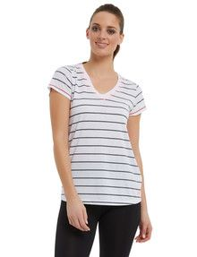 Superfit Tee with Mesh Insert product photo