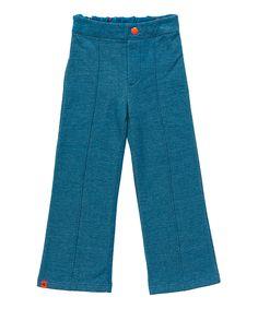 Albababy retro box pants in blue. albababy.en.emilea.be