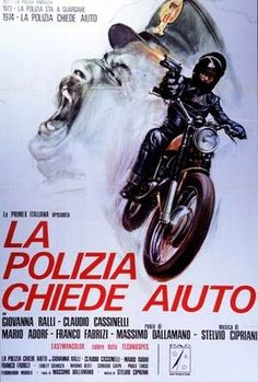 "What Have They Done to Your Daughters? (Massimo Dallamano, 1974, ""La Poliza Chiede Aiuto,"" A. K. A. The Co-ed Murders)"