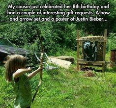 What a wonderful child.