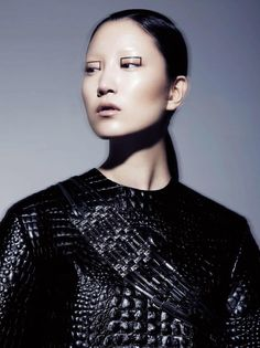 Ishie Wang for Dress To KILL Magazine spring 2013