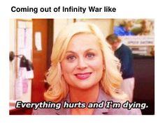 Marvel's Avengers Infinity War Reaction #ThanosDemandsYourSilence