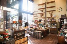 """<p><span style=""""font-weight: 400;"""">Columbus, Ohio's cultural scene might not get as much attention as that of, say, Nashville or Austin, but Kaleigh Shrigley and Claire Lowe of the charming-and-delicate jewelry line One Six Five pinky-swear that their hometown is growing a """"small-but-mighty creative community."""" We asked them to prove it, and they took us to eight spots that bumped the so-called Crossroads of Ohio way up on our must-hit list. </span><&#..."""