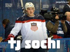 TJ Sochi - dominated social chatter for his Herculean performance at the Olympics.