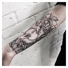 Old School Tattoo ❤ liked on Polyvore featuring accessories, body art and tattoo's