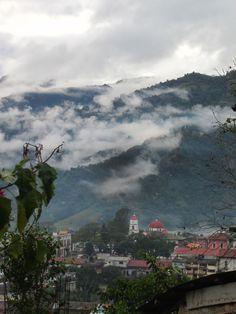 Pahuatlan village, Mexico.