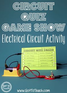 Circuit quiz game sh