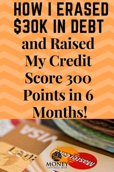 I was drowning in debt and things felt hopeless, but I found a way out, and even raised my credit score in the process!  #ReduceDebt #GetOutofDebt #RaiseCreditScore300Points