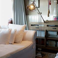 Riviera Maison Langley Square Floor Lamp