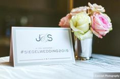 Pink and Silver Wedding, Escort Card | Concept Photography | Lee James Floral Designs