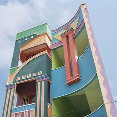DESIGN | Memphis Milano, India.